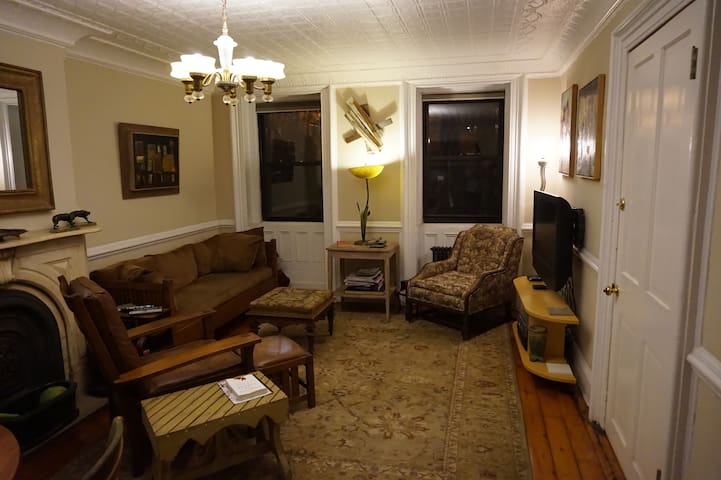 Lovely Park Slope Pied a Terre - Brooklyn - Apartment