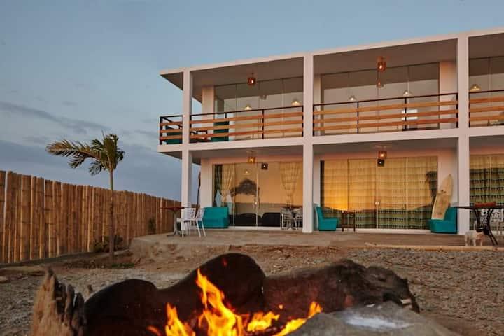 Alquiler Casa de playa - Los Órganos , escapa te!!