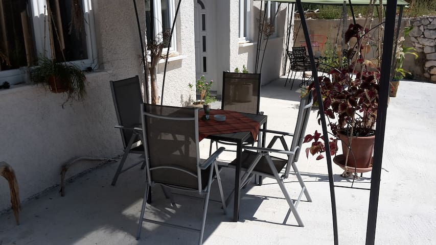 Modern apartment Lorna-Mljet Island - Babino Polje