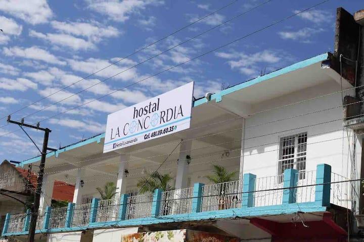 Hostal La Concordia