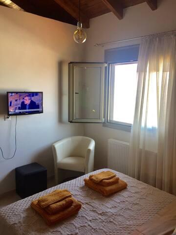 Bedroom's TV