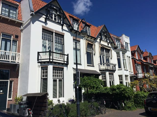 LOVELY 9/10 p. FAMILY HOUSE near Amsterdam/ Beach!