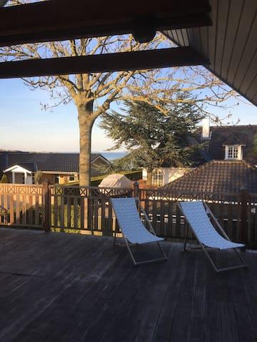 220m2 villa in charming Dragør - Dragør - Casa