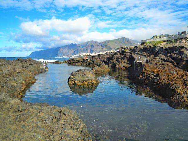 CASA TABAIBA  Una experiencia vista mar.
