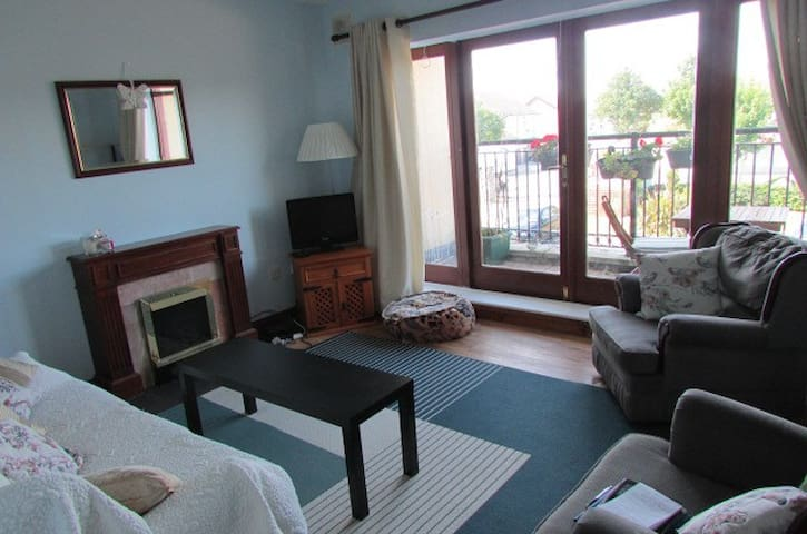 Dublin Apartment for city/golf/beach break