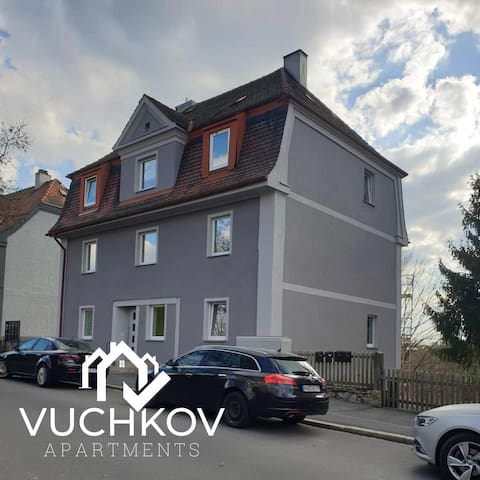 Vuchkov Apartments Marktredwitz