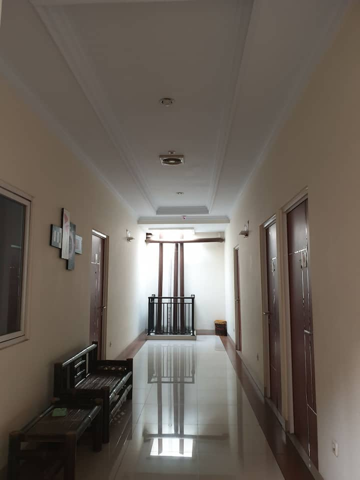 Comfortable hostel,  spacious room, nice and cheap