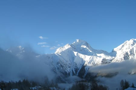 3 rooms flat for 6 p. 50 m2 good standing building - Les Deux Alpes
