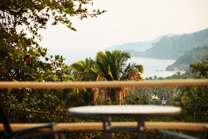 Casa Luna Sayulita ^ a round, lush tropical oasis