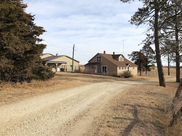 Janssen Ranch The Horseman Room