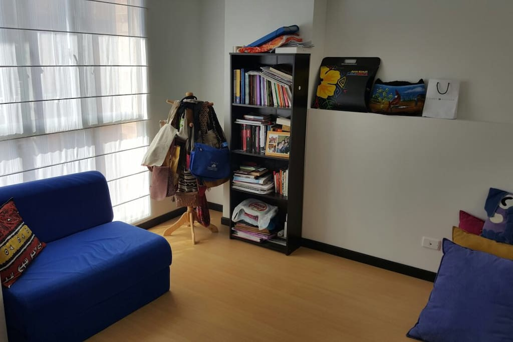 Second room.