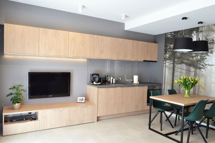Smart2Stay Apartament Ziemia