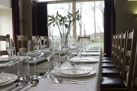 Barwheys, exclusive use stylish farm complex - South Ayrshire - 一軒家