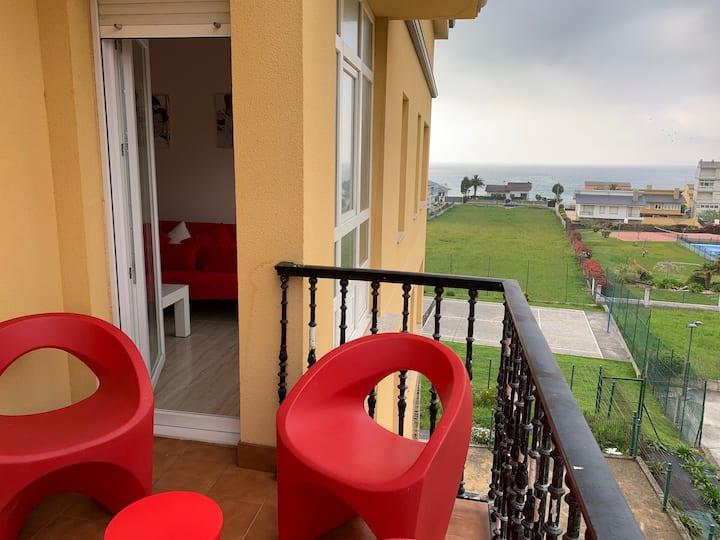 Fantástico apartamento a 150m de la playa