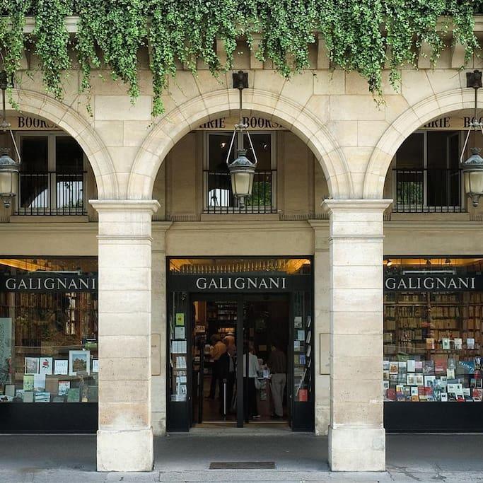 Bilde av Librairie Galignani