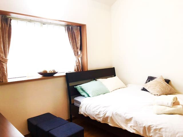 #205: 7min to Shibuya St, Free pocket wifi
