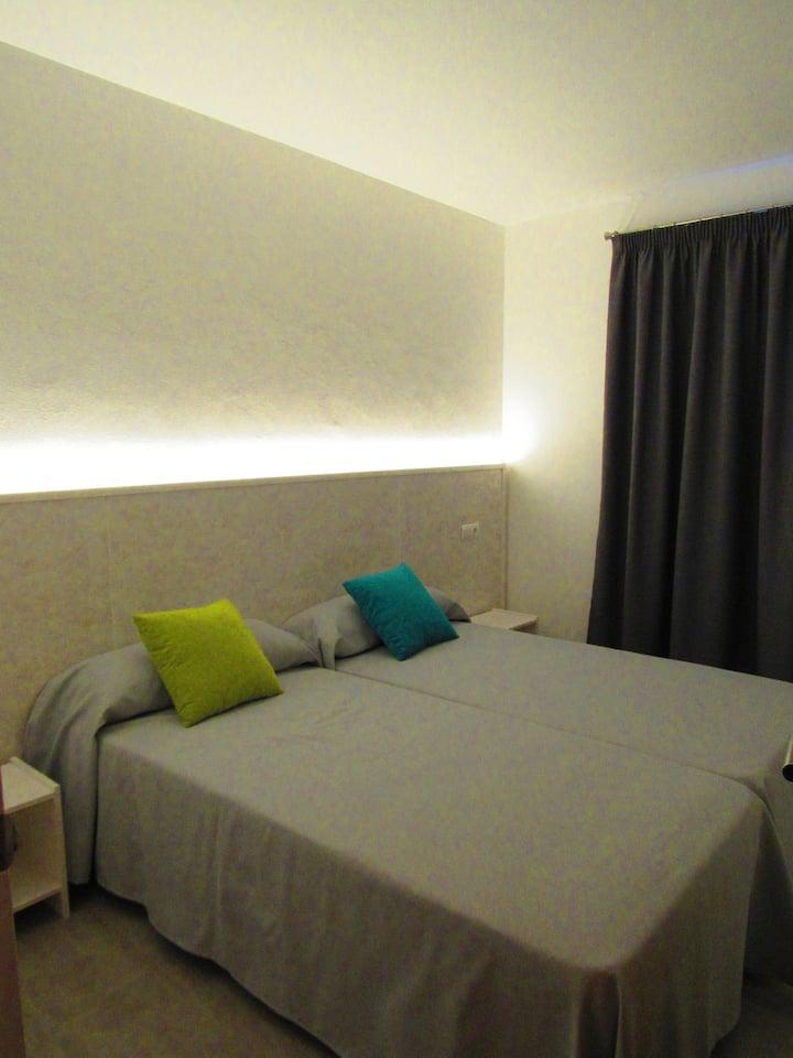 Apartamento superior de 2 habitaciones