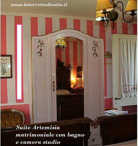 La suite di Artemisia