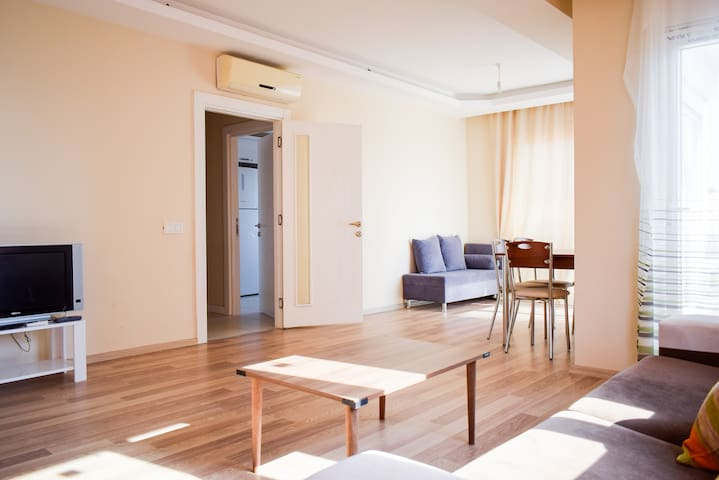 D-9. Very spacious 1BDR for 4. Mountain view, WiFi