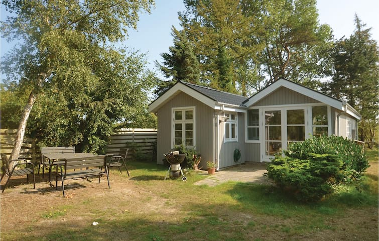 Holiday cottage with 2 bedrooms on 55m² in Idestrup
