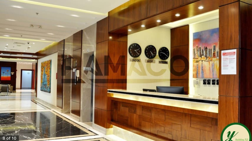 Beautiful and cozy room, nice location - Doha - Apartment