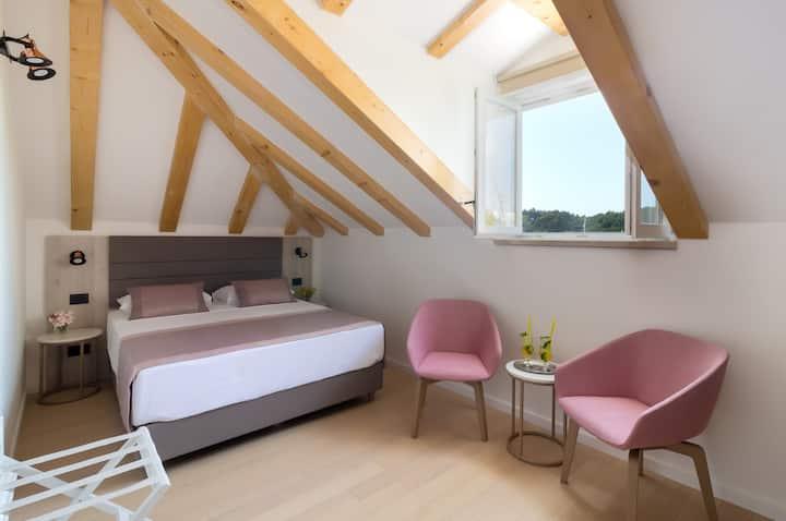 Superior Room Villa Faggioni (Room 8)