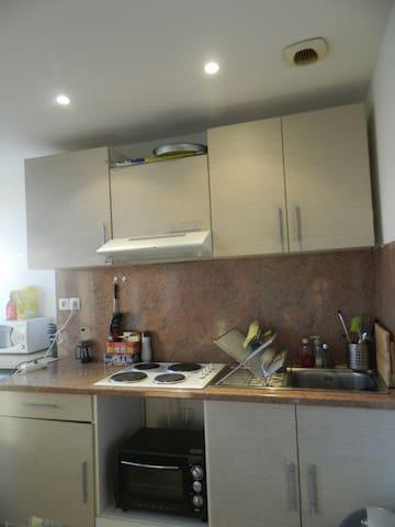 Appartement Centre-ville Dunkerque - Dunkerque - Lägenhet