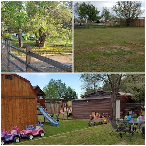 Cozy country spot right in the heart of Kiowa!