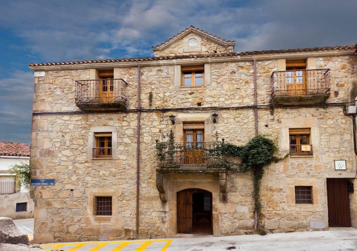 Estancia rural en el Valle del Jerte