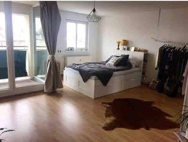 Sunny room in Neukölln