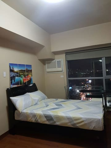 BEST LOCATION! COZY STUDIO FULLY FURNISHED 4PAX