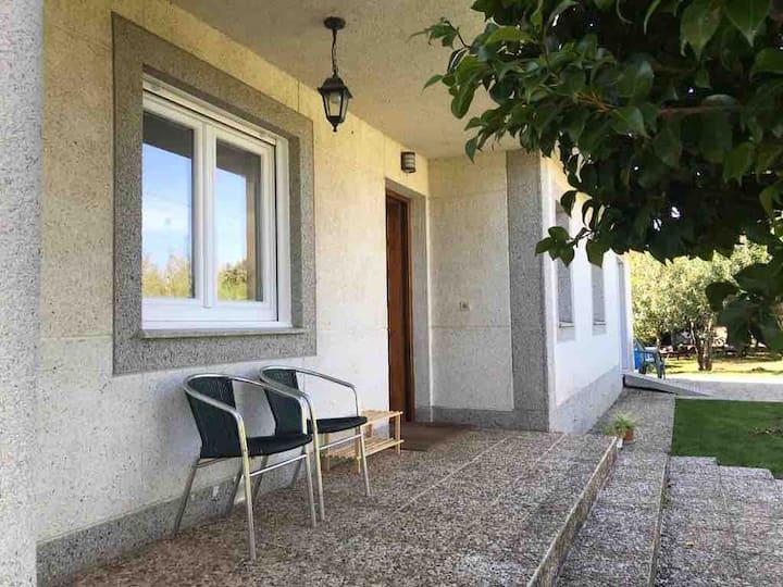 Casa con finca privada Arzúa. Naturaleza y relax!
