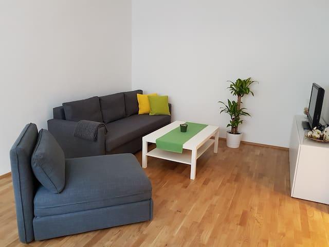 xNeurenovierte 45m2 Wohnung in Nussdorf