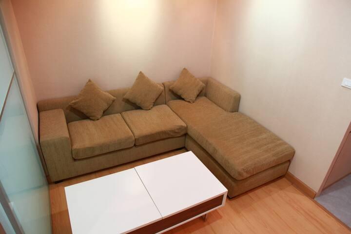 A Sofa set with