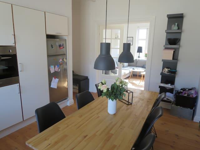 Lovely flat in center of Aalborg - Aalborg - Lägenhet
