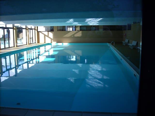 Relax, monti e un tuffo in piscina - Moggio - 公寓