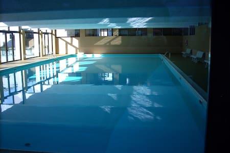 Relax, monti e un tuffo in piscina - Moggio - Byt