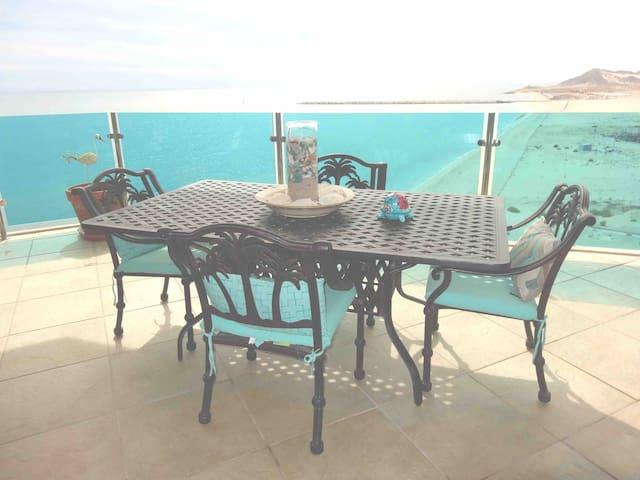 Luxury Esmeralda Beachfront on Sea of Cortez