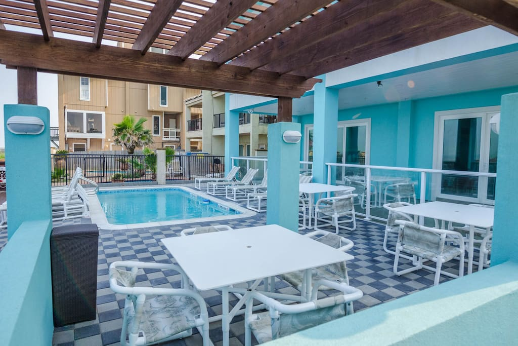 Beachfront Condo 3 Bedroom Condominiums For Rent In South Padre Island Texas United States