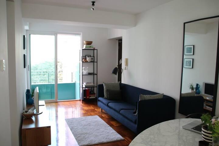 Cherry Tree Lane Apartment