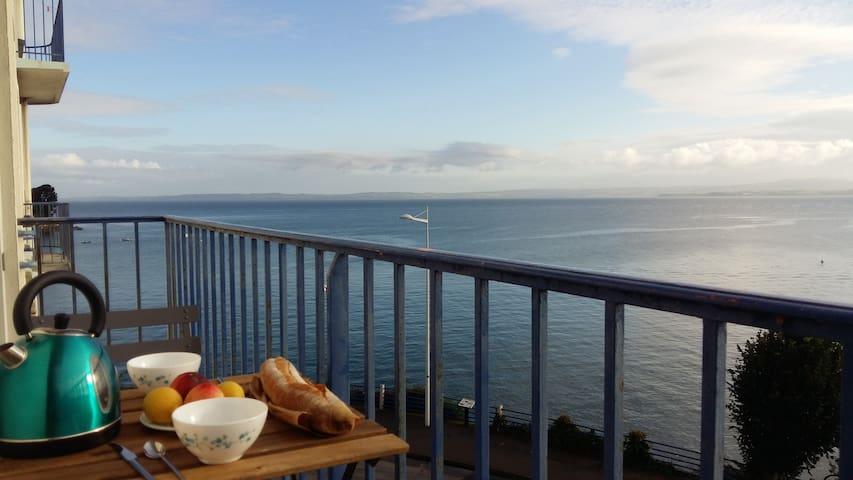 Logement avec vue mer et plages