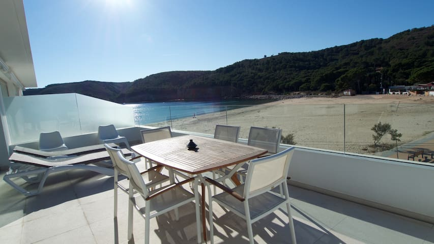 AMAZING Flat on the beach - L'Escala - Pis