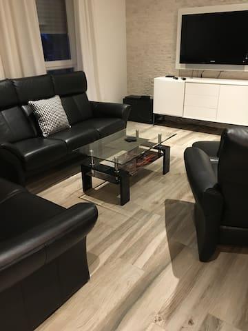 Ruhige schöne Wohnung