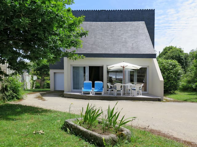 Holiday home in Plougonvelin for 5 persons