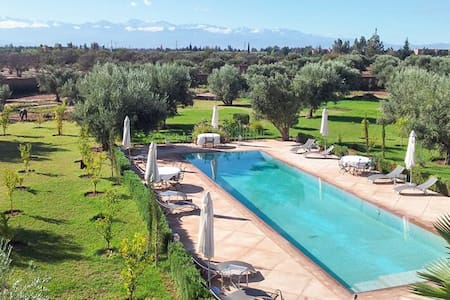 Luxury villa near Marrakech w/pool - Марракеш