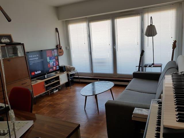 Studio 30m2 avec balcon