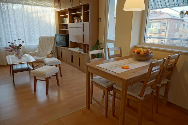 Quiet apartment near the city centr - Plovdiv
