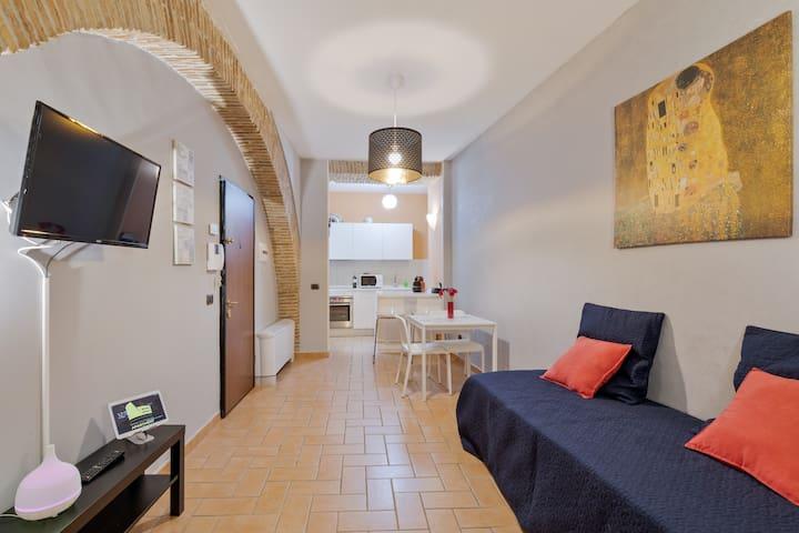Rome Colosseum Apartment