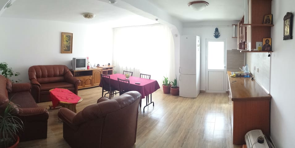 Very center, close to Danube and boat trips - Tulcea - Appartement