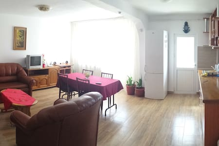 Very center, close to Danube and boat trips - Tulcea
